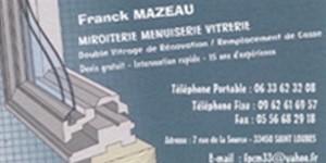 Frank Mazeau